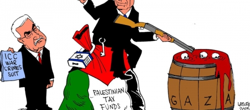 The world condemns Israel