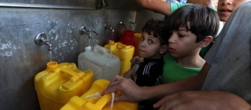 Israel and the Water Crisis in Occupied Palestine