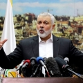Haniyeh: US move denounced, we will launch new intifada