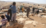 International Condemnation for Israeli demolition of Khan al-Ahmar