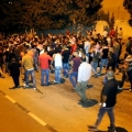 March in Duhaisheh camp demanding the return of martyr body