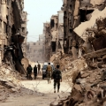 Palestinian refugees in Syria hope to return to Yarmouk