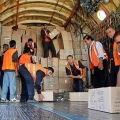 The first aid convoy from Europe to reach Palestinian camps in Syria soon