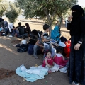 Syria's Palestinian refugees twice displaced