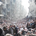 Is this Palestinian refugee camp Syria's next Yarmouk?
