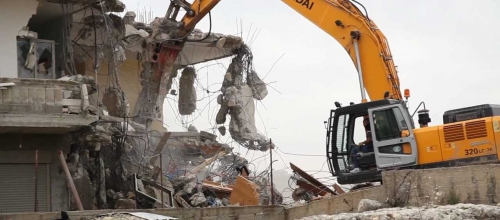 Report:5,000 Palestinian homes demolished by Israel in Jerusalem since 1967