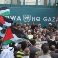 Closure of UNRWA Presidency Headquarter between Administrative Procedures and Political Agendas.