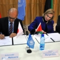 Japan Donates $3m to UN Mine Action Service in Gaza