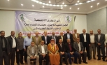 Popular Committees of Refugees Hold it's first Conference in Gaza camps
