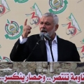 Haniyeh Confirms Right of Return scared