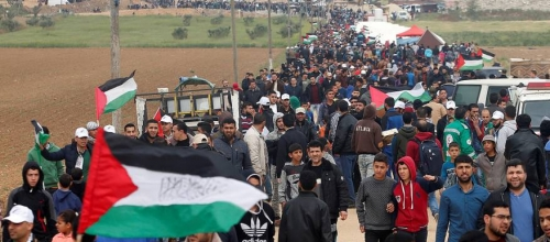 On 3rd week of Great March of Return, Israeli aggressions ongoing