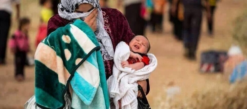 Number of Palestinian refugees exceeds 5.5 million in 2016, says statistics chief