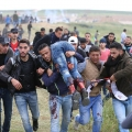 In Pictures..IOF Suppress March of Return, Kill 14 civilians, injure hundreds