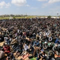 Palestinians gearing up for anti-occupation protests at Gaza border