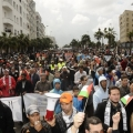 Thousands of People take to streets in Global March to Jerusalem