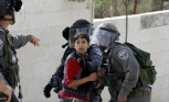 Israeli Forces wound Palestinian Refugee  child in occupied city of Nablus