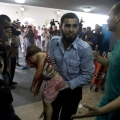 Photos ..New Israeli Massacre: Israel Kills 40 Civilians,All are Women ,Children