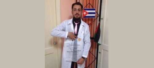 Inspired by Cuba: Palestinian doctor helps refugees in the West Bank