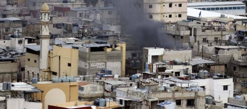 calm in Ein Hilweh following armed tension