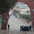 Aida refugee camp in Bethlehem is the most area exposed to teargas in the world