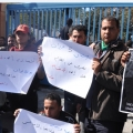 Refugees' demands in the Gaza Strip to UNRWA
