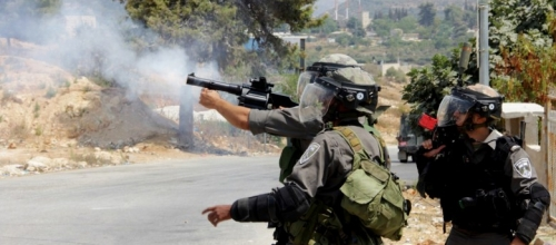 IOF Quell March of Return, Wound 11 Palestinians