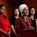 Ilhan Omar calls for Trump to be impeached after racist comments   By MEE staff