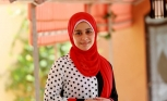 Palestine Refugee Student from Gaza Wins Messages of Peace Poetry Contest