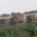 Israeli bulldozers conduct limited incursions east of Gaza