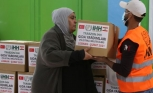 IHH: Food aid for Palestinian refugees
