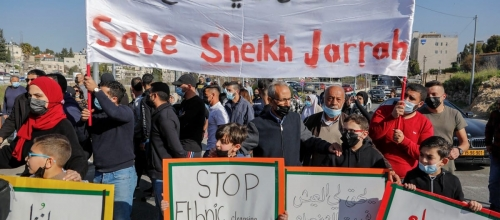 UNRWA joins other UN entities in raising alarm over eight Sheikh Jarrah families at risk of forced eviction
