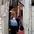 Palestinian refugees urge protesters to help turn their dream of a return home into a reality