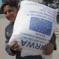 The EU contributes EUR 12.6 million to support Palestinian refugees