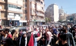 Palestinian refugees protest Lebanese Labor Ministry restrictions