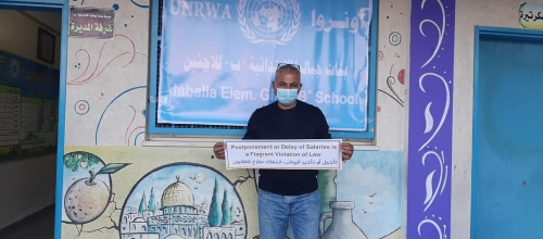 Advisory Commission on UNRWA meets amidst alarming funding situation