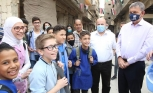 UNRWA Commissioner-General makes official visit to Syria, reviews Palestine refugee massive humanitarian needs